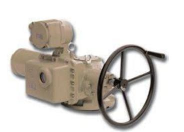 Многооборотные взрывозащищенные электроприводы ГЗ-ВА/ВБ/ВВ/ВГ/ВД
